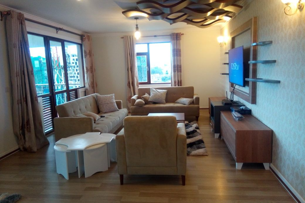Furnished 3BR all ensuite with Dsq for Sale